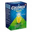 Колдрекс хотрем при простуде и гриппе со вкусом лимона, порошок, 10 пакетиков, фото №3