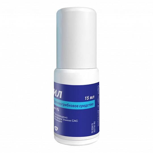 Ламизил спрей для лечения грибка стопы, спрей 1%, 15мл, фото №8