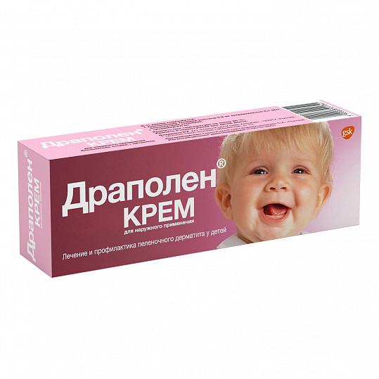 Драполен для лечения дерматита, крем, 55г, фото №2