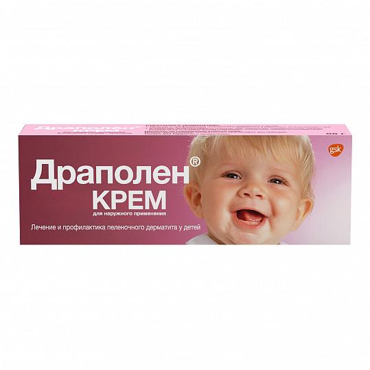 Драполен для лечения дерматита, крем, 55г, фото №5