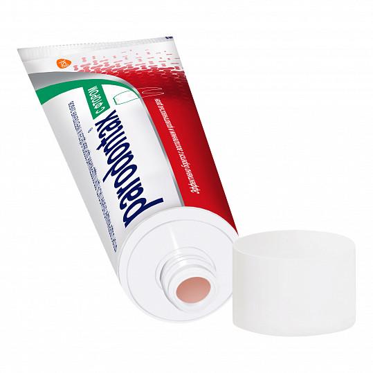 Пародонтакс с фтором, зубная паста, 50мл, фото №4