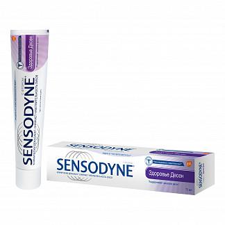 Сенсодин здоровье десен, зубная паста для чувствительных зубов, 75мл