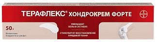 Терафлекс хондрокрем форте 1%+5% 50г крем для наружного применения