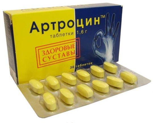 Артроцин таблетки 1,6г 36 шт., фото №1