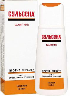 Сульсен шампунь против перхоти профилактический крапива 2% 150мл