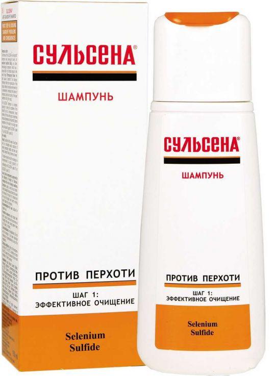 Сульсен шампунь против перхоти профилактический крапива 2% 150мл, фото №1