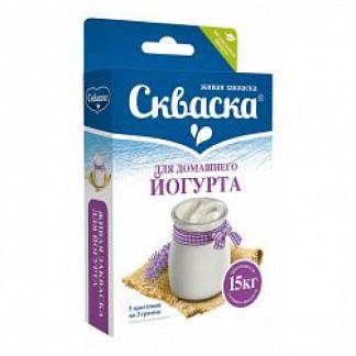 Каприна закваска 3г бактериальная скваска для йогурт 5 шт.