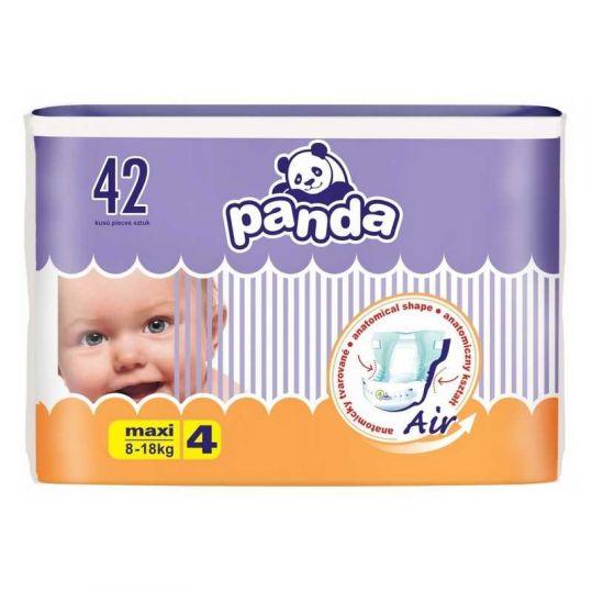 Белла панда подгузники макси 8-18кг 42 шт., фото №1