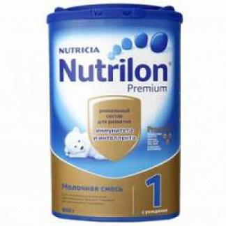 Нутриция нутрилон премиум 1 смесь молочная 800г