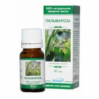 Аспера масло эфирное пальмароза 10мл