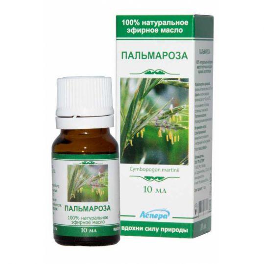 Аспера масло эфирное пальмароза 10мл, фото №1