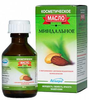 Аспера масло косметическое миндальное 30мл