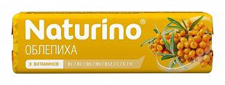 Натурино с витаминами и натуральным соком пастилки облепиха 36,4г
