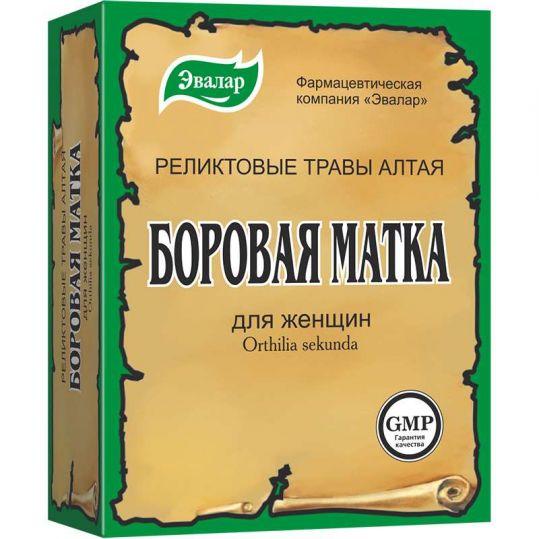 Боровая матка трава 30г эвалар, фото №1