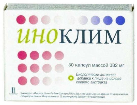 Иноклим капсулы 30 шт., фото №1