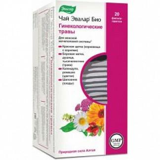 Эвалар био для женщин чай 1,5г 20 шт. фильтр-пакет