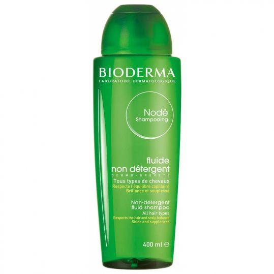 Биодерма нодэ шампунь для всех типов волос дерматологический 400мл, фото №1