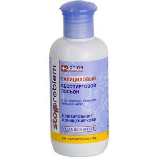 Стоппроблем пилинг для лица энзимный салициловый 100мл, фото №1