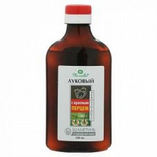 Мирролла шампунь луковый экстракт красного перца 150мл