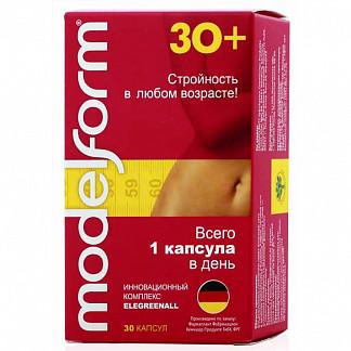 Модельформ 30+ капсулы 30 шт.