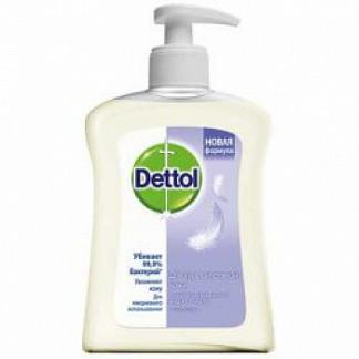 Деттол мыло жидкое для рук для чувствительной кожи глицерин 250мл