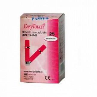 Изи тач тест-полоски гемоглобин 25 шт.