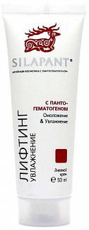 Силапант крем для лица дневной с пантогематогеном 50мл