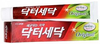 Лион др.седок зубная паста с маслом чайного дерева ориджинал 140г