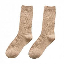 Носки из верблюжьей шерсти размер 25