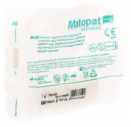 Матопат стандарт бинт стерильный хлопковый 7смх5м 1 шт.