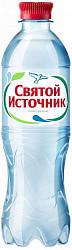 Святой источник вода питьевая газ пэт 0,5л