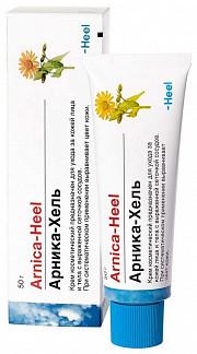 Арника-хель крем 50г biologische heilmittel heel gmbh
