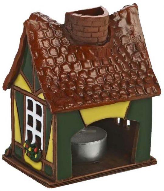 Аромалампа домик, фото №1