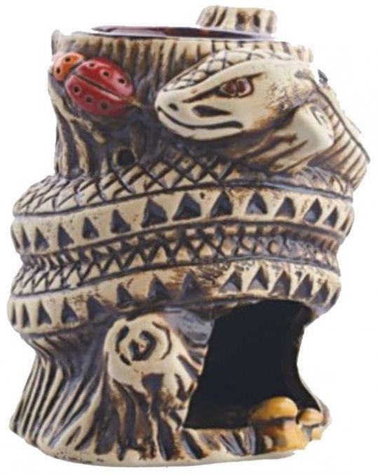 Аромалампа змея, фото №1
