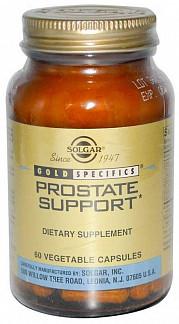 Солгар простата плюс капсулы 60 шт.