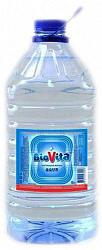 Вода мин. биовита 5л
