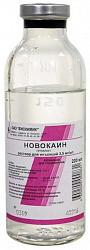 Новокаин 0,25% 200мл 28 шт. раствор для инъекций