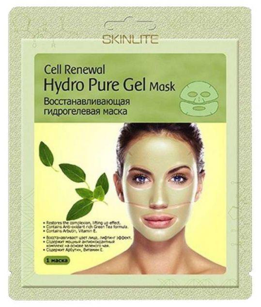 Скинлайт (skinlite) маска восстанавливающая гидрогелевая №1, фото №1