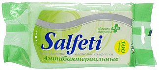 Салфети салфетки влажные антибактериальные 100 шт.