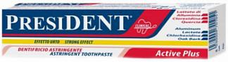 Президент актив плюс зубная паста 30мл