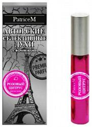 Патрицем духи женские с феромонами розовый цитрус 10мл