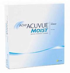 Акувью мойст линзы контактные r8,5 -3,75 90 шт.