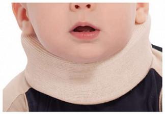 Тривес бандаж шейный для детей тв-002.2 8см