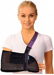 Тривес бандаж плечевой поддерживающий для руки (косынка) т-8191 размер m (4)