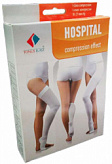 Тонус эласт чулки компрессионные лечебные хоспитал арт.0403 18-21мм 158-170см размер 5 белый