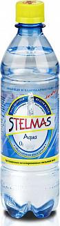 Стэлмас o2 вода питьевая негазированная 0,5л