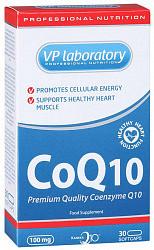 Вп лаборатори коэнзим q10 капсулы 30 шт.
