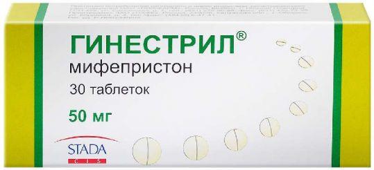 Гинестрил 50мг 30 шт. таблетки, фото №1