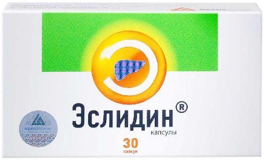 Эслидин 30 шт. капсулы, фото №1
