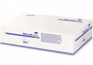 Хартманн пеха софт нитрил фино перчатки диагностические нитриловые нестерильные неопудренные размер s 150 шт.